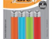 Bic briquet J26 maxi standard x4