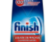 Finish liquide de rinçage brillance et séchage 800ml