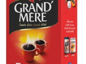 Grand mere cafe moulu familial 250g