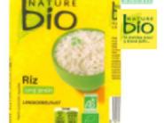 Nature bio riz long grain 500g