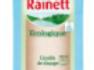 Rainett liquide de rinçage lave vaisselle éco à l'alcool bio brillant 780ml