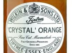 Tiptree marmelade orange crystal 340g