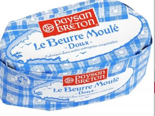 Paysan Breton beurre moulé doux 250g