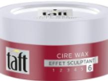 Taft cire coiffante effet sculptant 75ML
