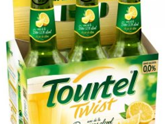 Tourtel twist citron 6x27.5cl 0%vol