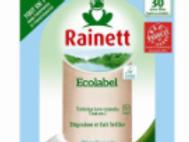 Rainett tablettes tout en un écolabel au bicarbonate x30 600g