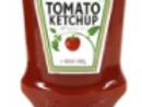 Heinz tomato ketchup top down flacon souple 460g