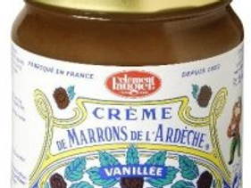 Faugier crème de marrons pot 250g