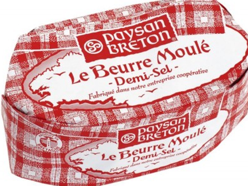 Paysan Breton beurre moulé demi-sel 250g