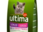 Ultima chats stérilisés junior 1.5kg