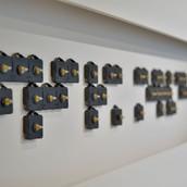 Noga Mizrahi, All the Things I Saw, 2019, installation