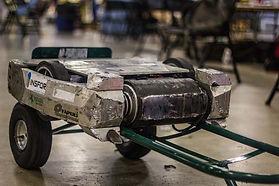 touro maximus combat robot drumbot chamption riobotz