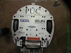 touro classic combate robô riobotz drumbot