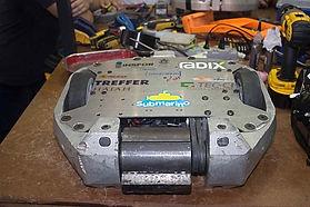 touro light combat robot champion riobotz drumbot