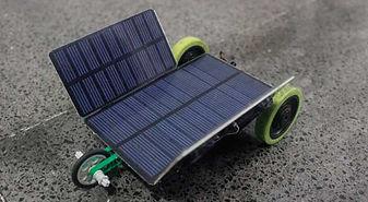 riobotz robot speeder solar