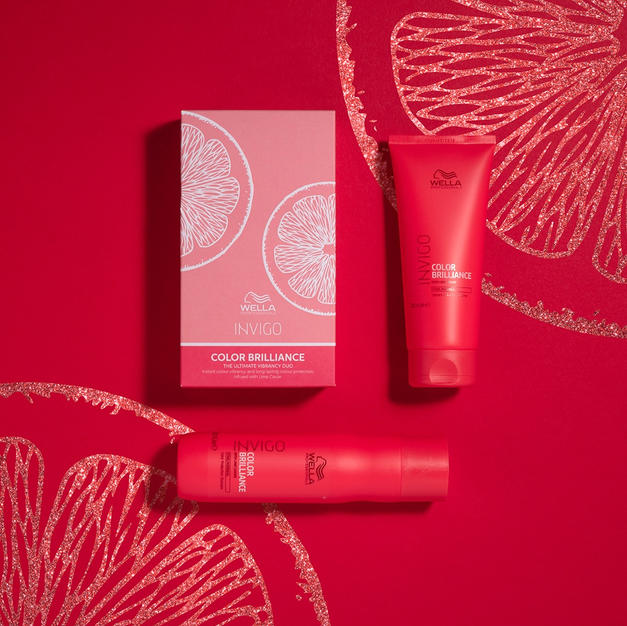 Wella Brilliance Gift Set £19.95