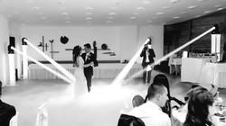profesionálny svadobný dj východné Slovensko a osvetlenie parketu na prvý tanec