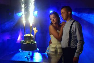 Osvetlenie na svadbu