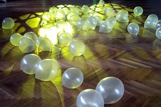 Program na svadbu Balonový tanec