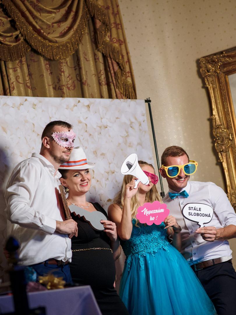 fotokútik žilina, fotobox na svadbu