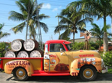 Tortuga Rum Cayman Islands Amvivo
