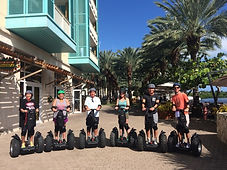 Segway Sightseeing Tour Cayman Islands Amvivo