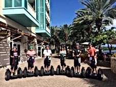 Segway Sightseeing Tour Cayman Islands Amvivo