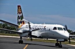 Island hopping Amvivo Cayman Airways