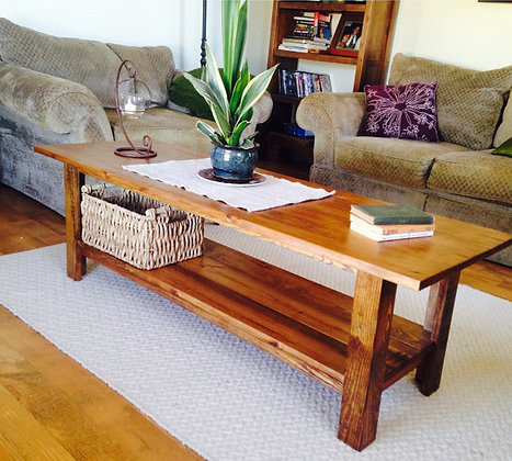 The MOCHA Coffee Table- MADE TO ORDER