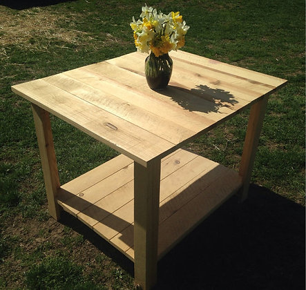 Large Pine Outdoor Table ~ Garden Table ~ Patio Ta