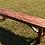 Thumbnail: Yellow Pine Farm House Bench