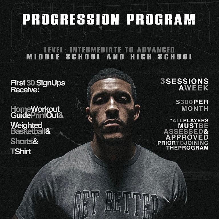Get Better Hoops Academy Progression Program - ASSESSMENT
