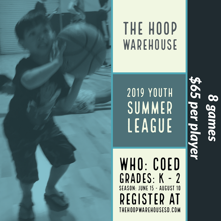 2019 Youth Summer League