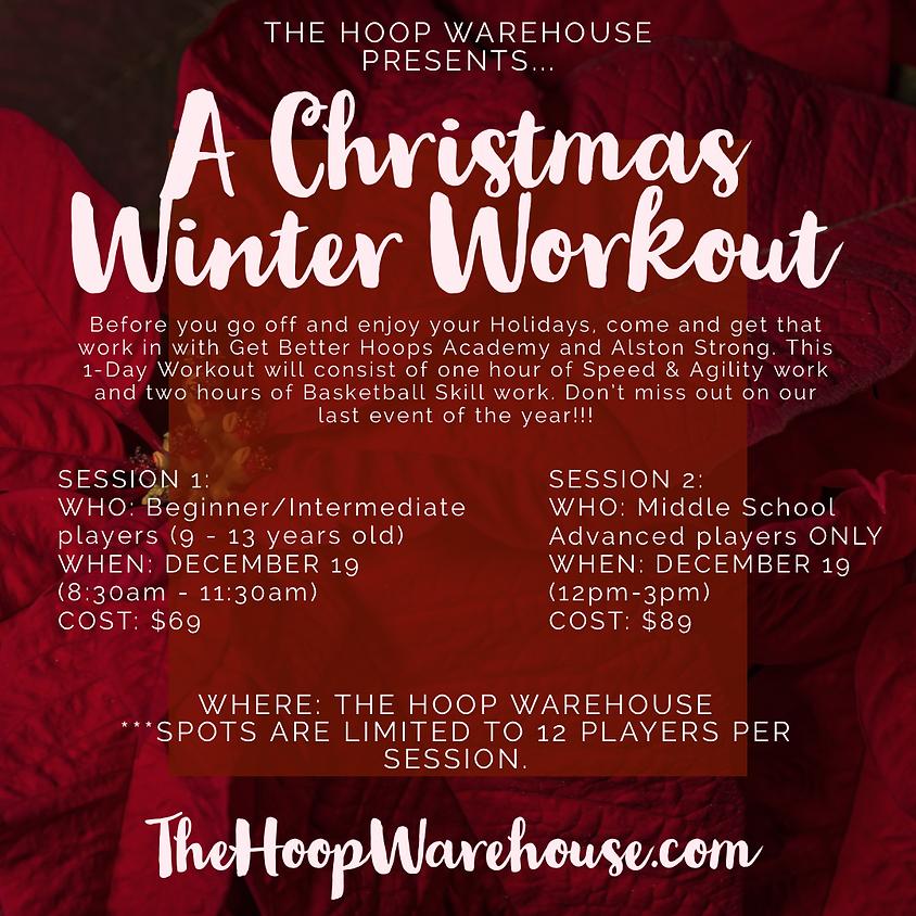 A Christmas Winter Workout
