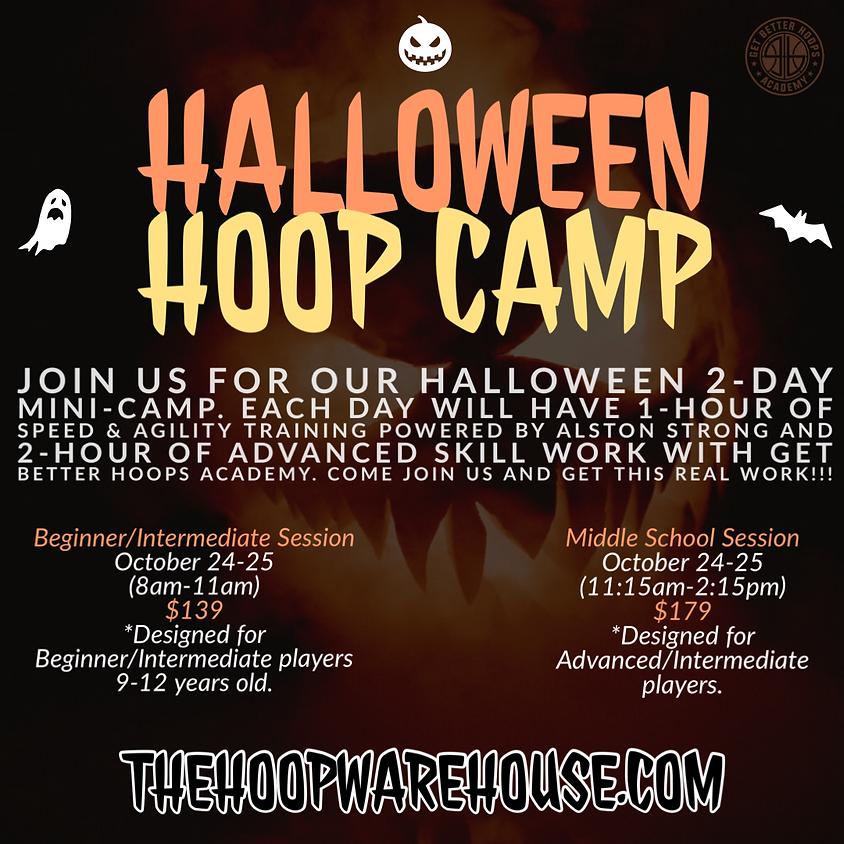 Halloween Hoop Camp