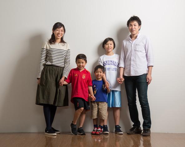 南さつま 家族写真
