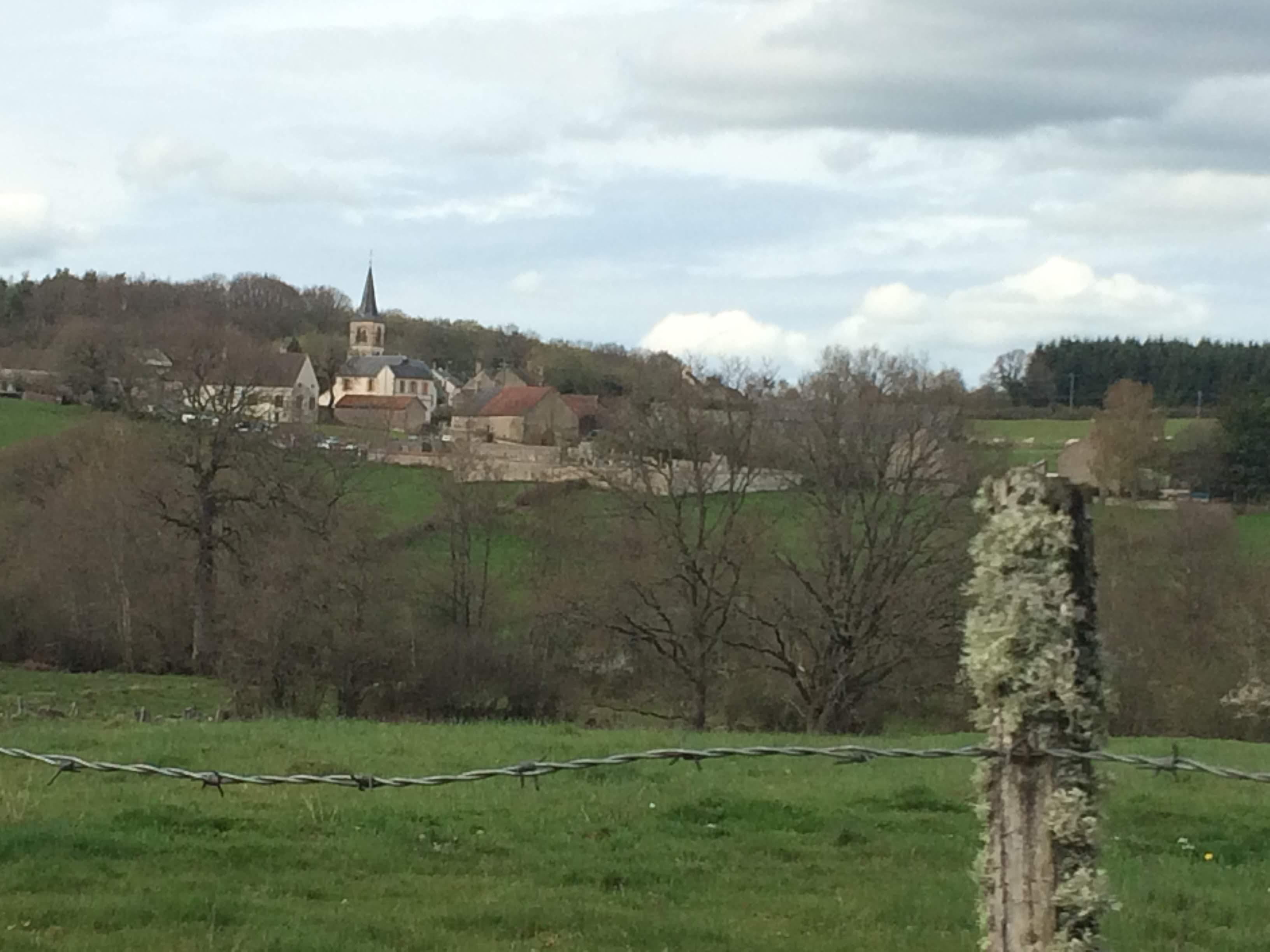 St Germain de Modéon