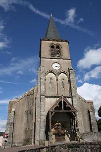 Eglise de La Roche en Brenil