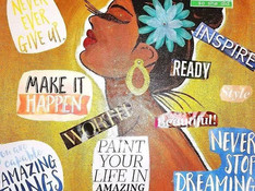 Women's History Month for our _Paint You