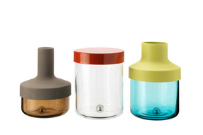 PS Glass Containers