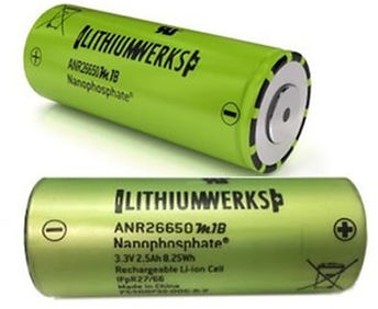 Lithium Iron Phosphate cells