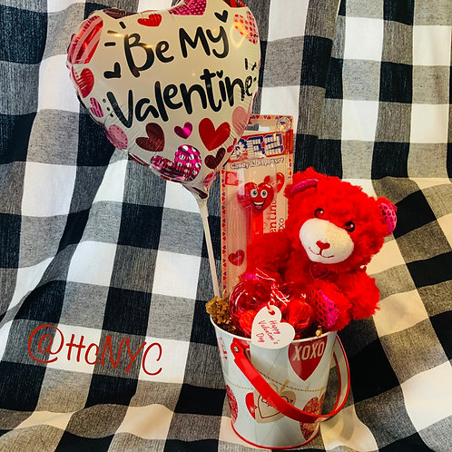 Valentine's Day (Package A)