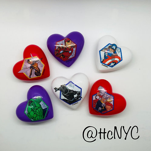 Superhero Valentine's Day Candy Holder