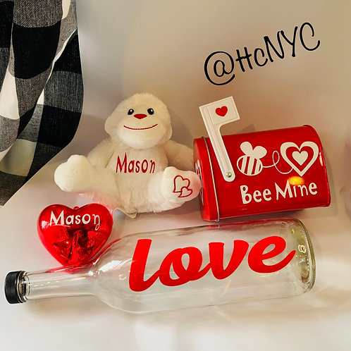 Valentine's Day (Package C)