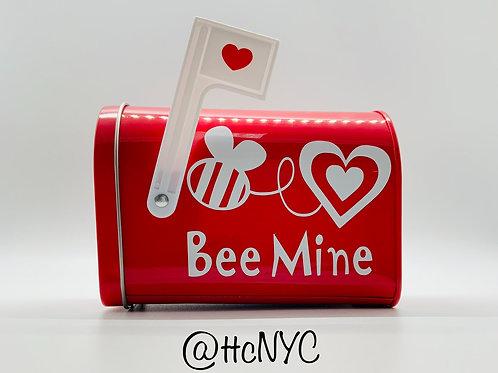 Valentine's Day Toy Mailbox