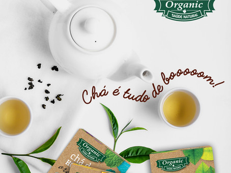 Chá é Tudo de Bom!