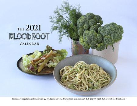 The 2021 Bloodroot Calendar