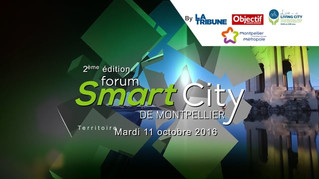 Smart City Montpellier