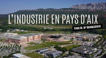 L'industrie en Pays d'Aix