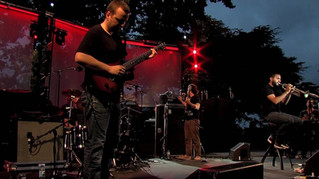 "Ibrahim Maalouf ""Beyrouth"" live Festival Jazz des Cinq Continents Marseille"